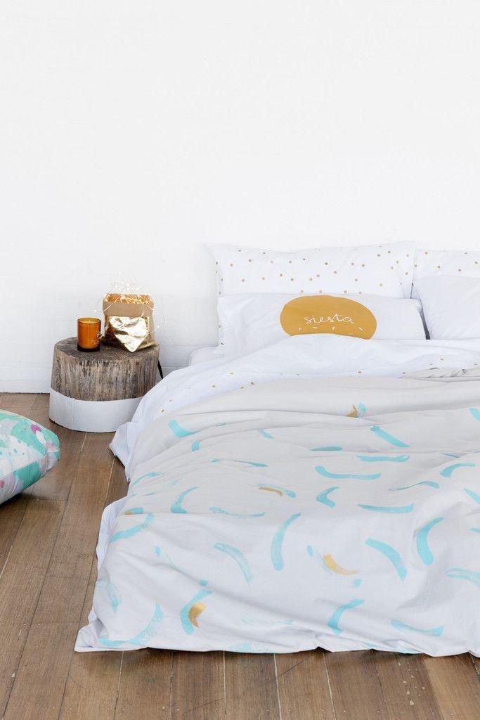 Schlafzimmer Kreative Ideen Abstrakte Und Geometrische Muster Dusendusen Rosa Feliz Geometrischeformen Bettfedern Bett Ideen Innenarchitektur Schlafzimmer