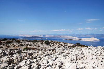 Otok Rab - Goli Otok, Otok Sv. Grgur, Otok Prvic e Velebit da Kamenjak