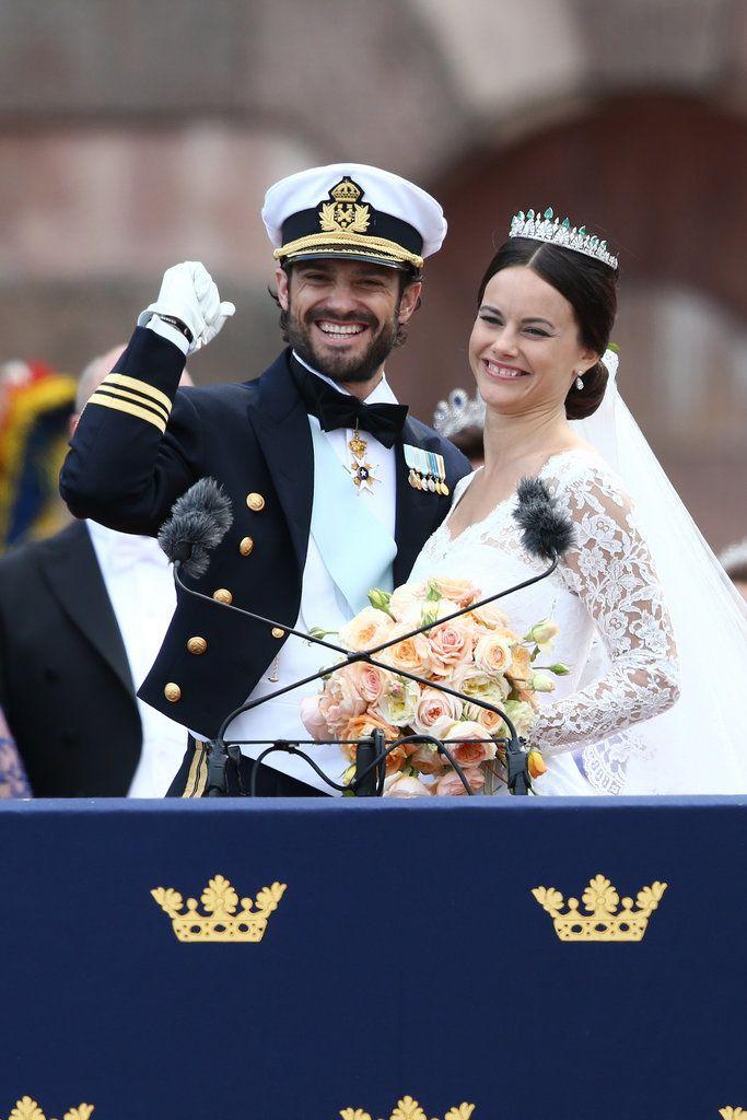 The 20 Best Photos From The Swedish Royal Wedding Royale Hochzeiten Konigliche Hochzeit Kronprinzessin Victoria