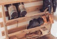 Fabriquer un meuble à chaussures en palette #meubleachaussuresentree Fabriquer un meuble à chaussures en palette #meubleachaussuresentree