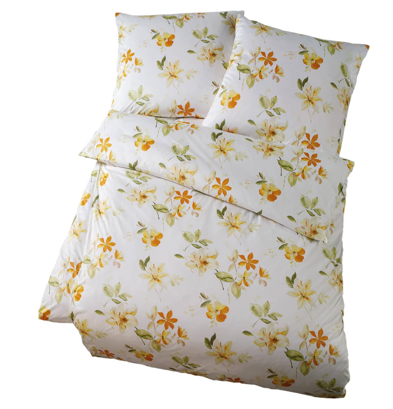 Jersey Bettwasche Reine Baumwolle Allover Muster Bettwasche
