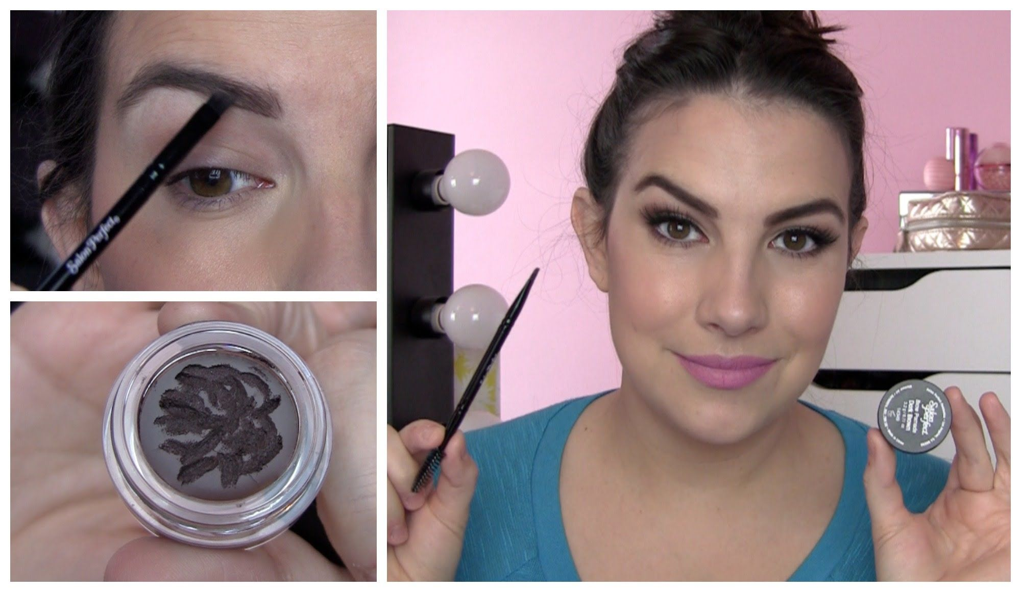 Salon Perfect Perfect Brow Pomade Review Beauty