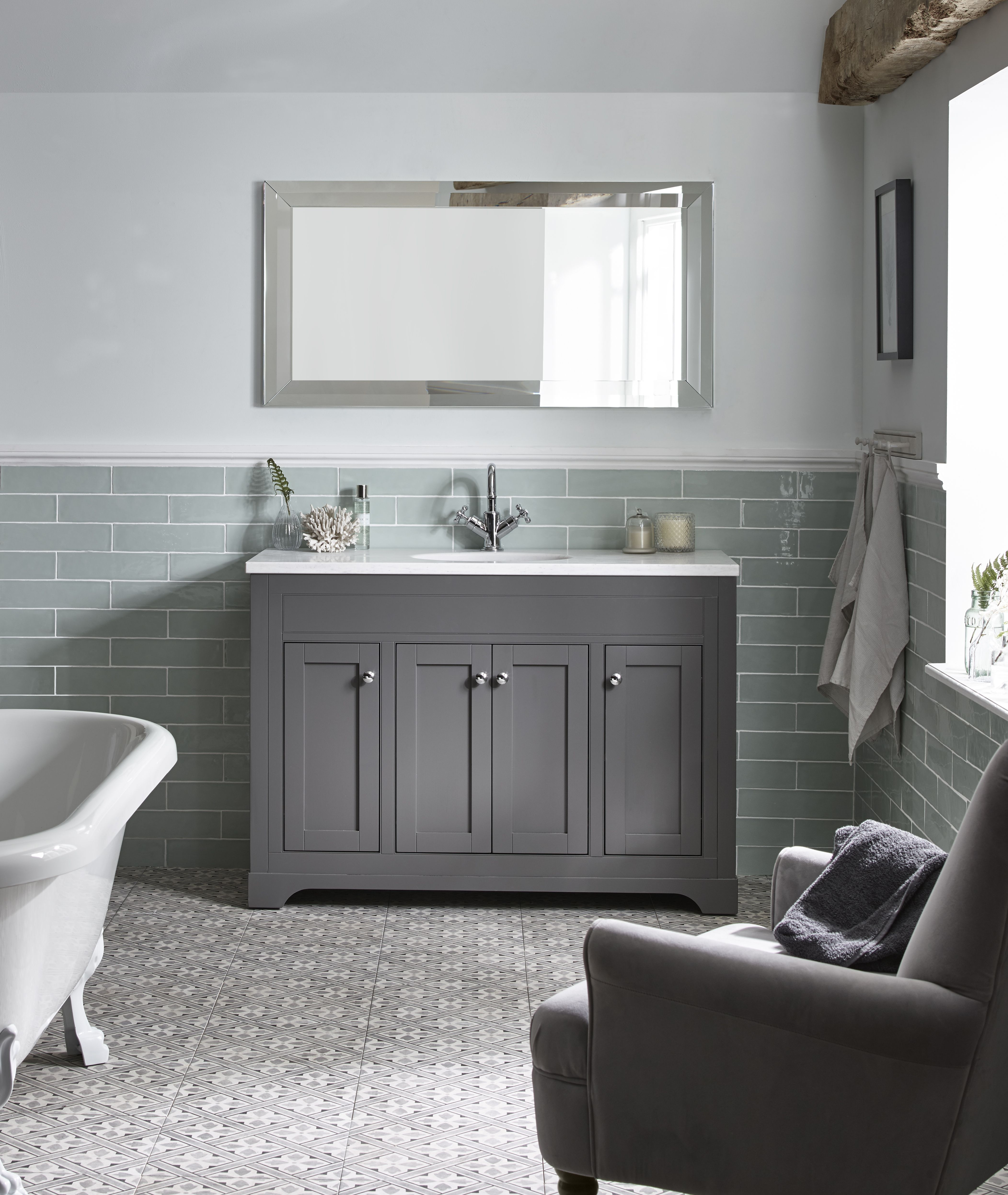 Laura Ashley Bathroom Collection With