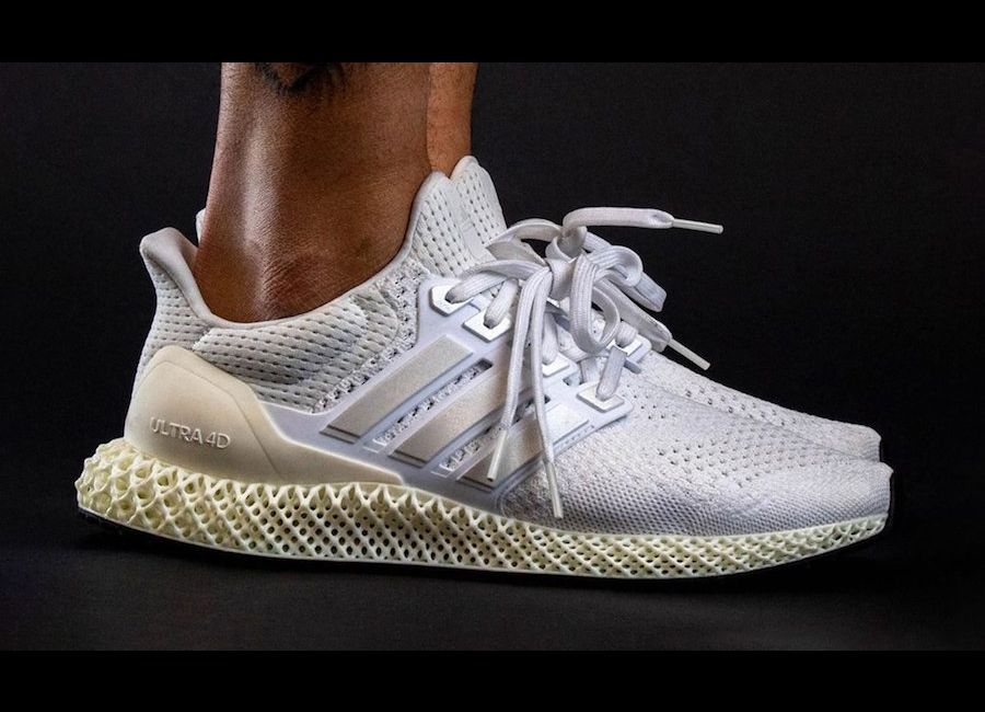 adidas Ultra 4D White FX4089 Release