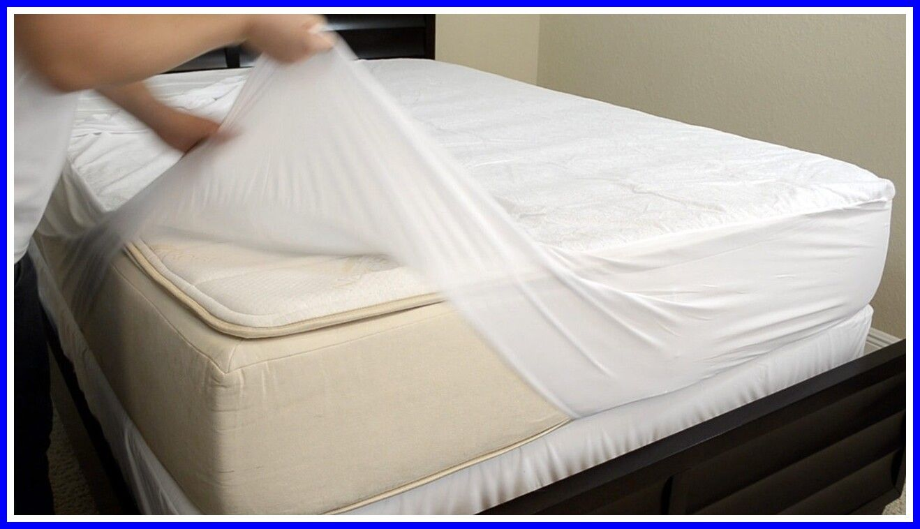 Mattress And Box Spring Covers For Bed Bugs