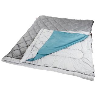 Coleman 'The Tandem' Double Sleeping Bag | Overstock.com Shopping - Top Rated Coleman Sleeping Bags