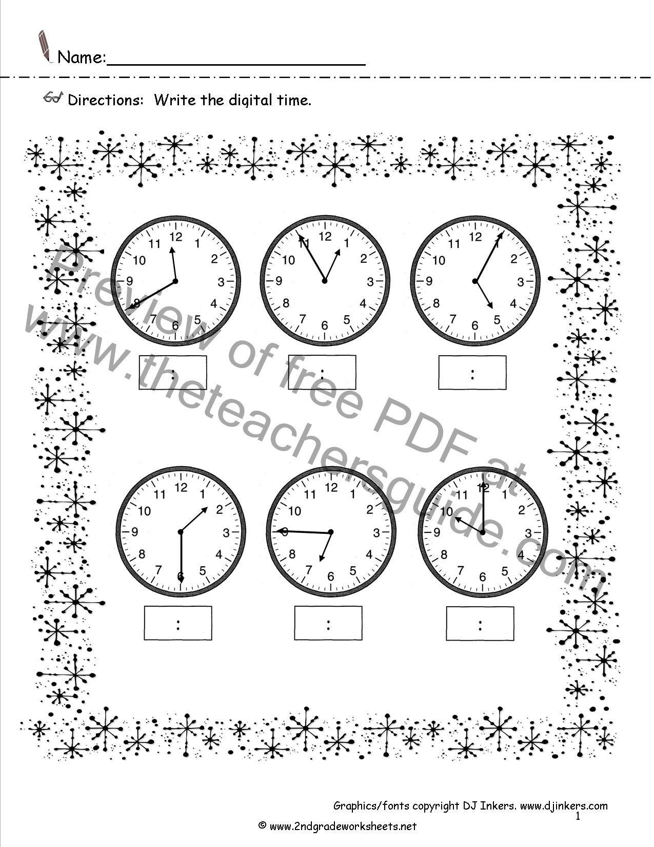 Free Printable Computer Worksheets Kindergarten Worksheets