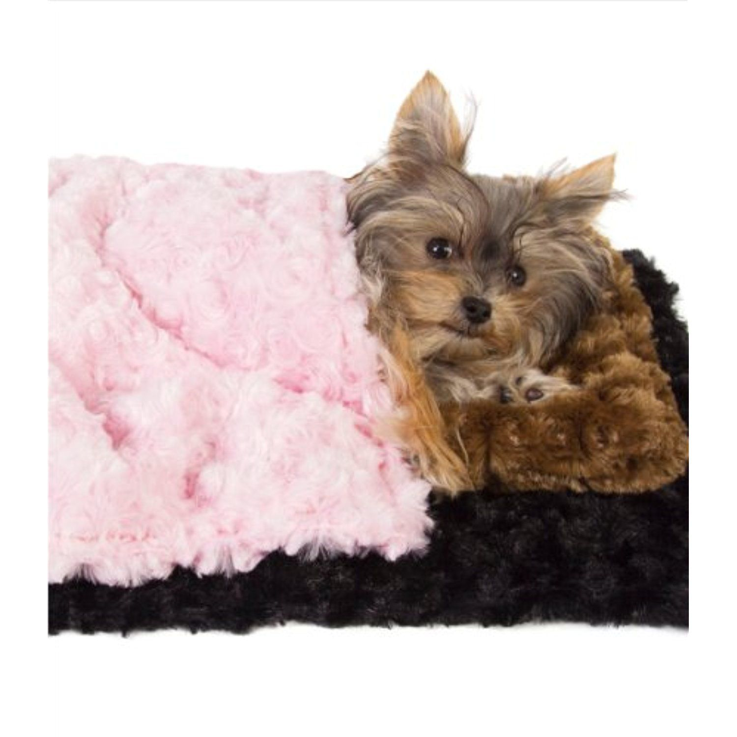 Curly Sue Dog Carrier Blanket By Susan Lanci Pink Read More At
