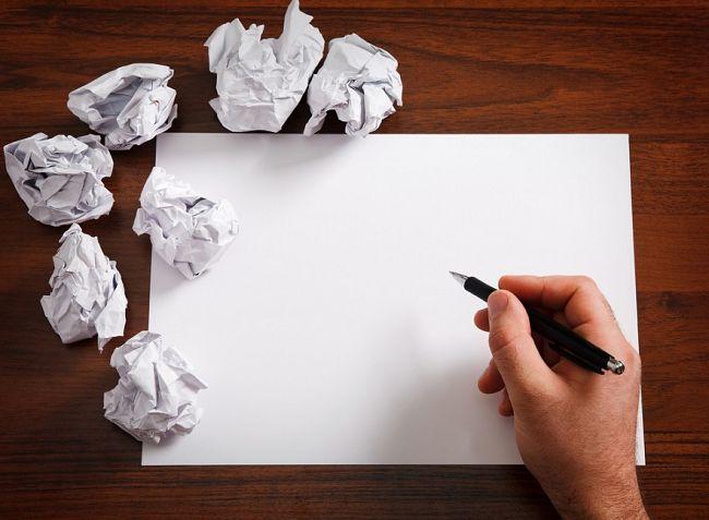 인사이트 - 글쓰기 공포에서 벗어나기