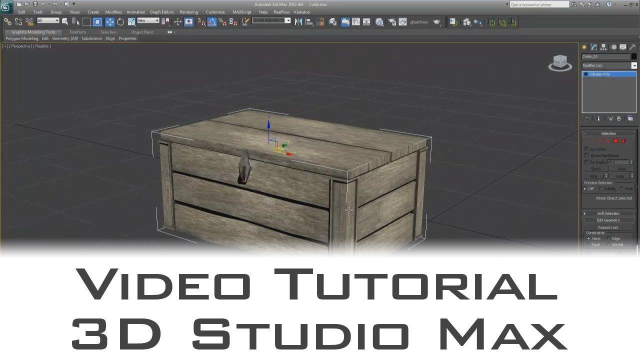 Tutorial- 3Ds Max, Photoshop CS6, CrazyBump - Texturing Pipeline Part 2