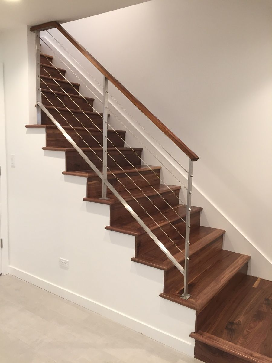 Superieur Modern Railings, Custom Stairs Chicago, Modern Staircase Design Chicago, Custom  Stair Design,