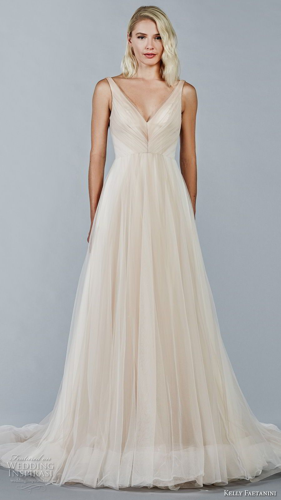 Kelly faetanini fall wedding dresses bridal beauty u style