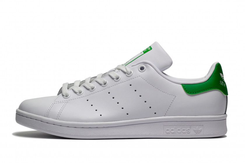 lowest price c8c81 9ceda adidas Stan Smith Classic White Green | Sneaker Heads 'R Us ...