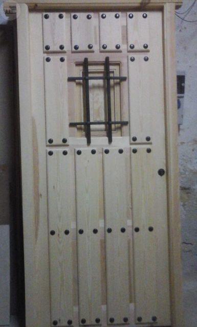 Mil Anuncios Com Puertas Madera Exterior Compra Venta De Articulos De Bricolaje De Segunda Mano Puertas Madera Exterior Puertas De Madera Puertas Madera
