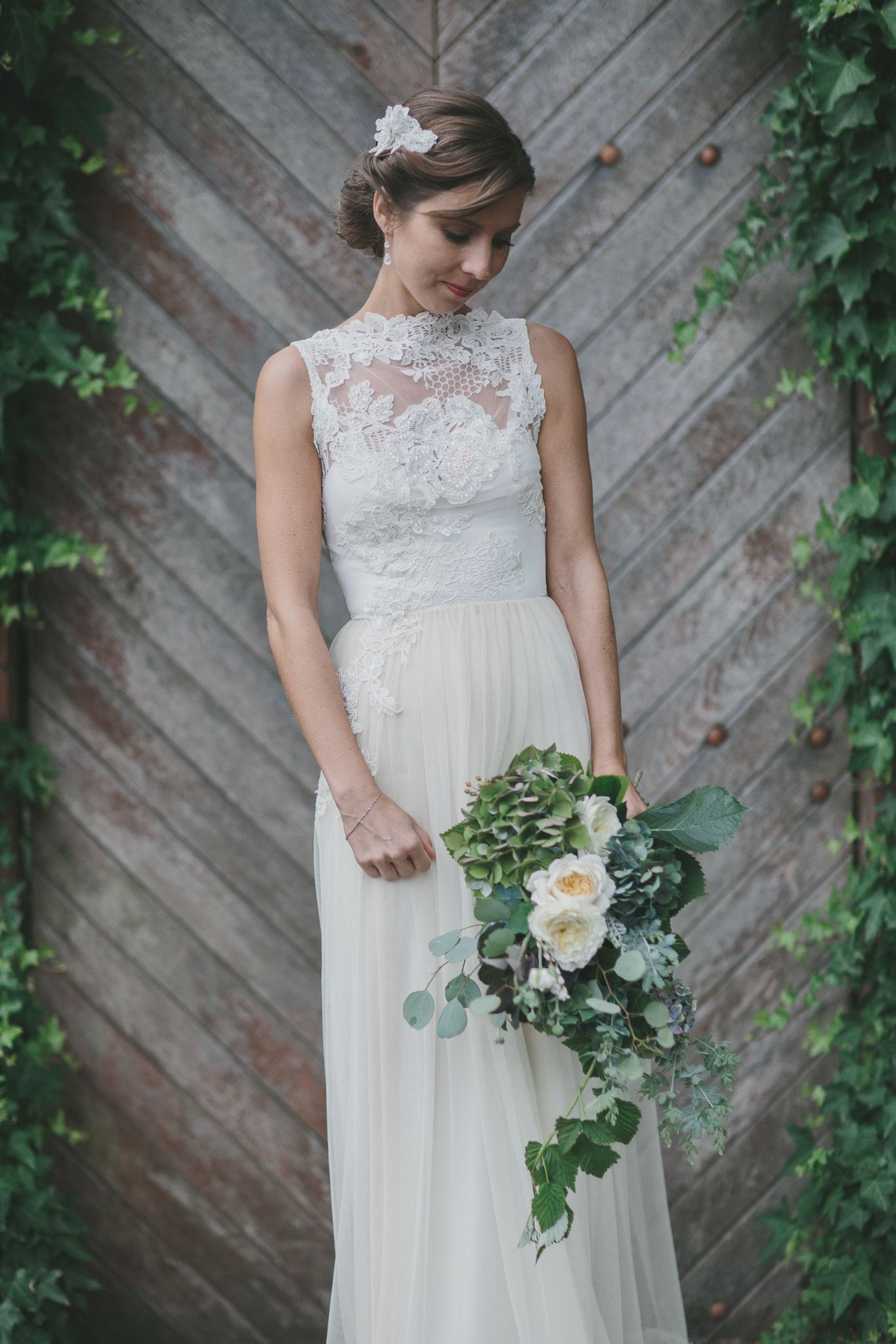 vintage wedding dress ANAESSIA Available Online: www.anaessia.com ...