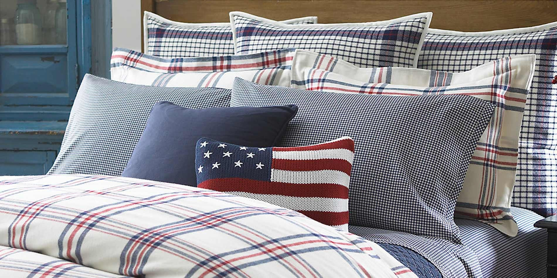 parure de lit ralph lauren talmadge hill chez yves delorme linge de maison ralph lauren. Black Bedroom Furniture Sets. Home Design Ideas
