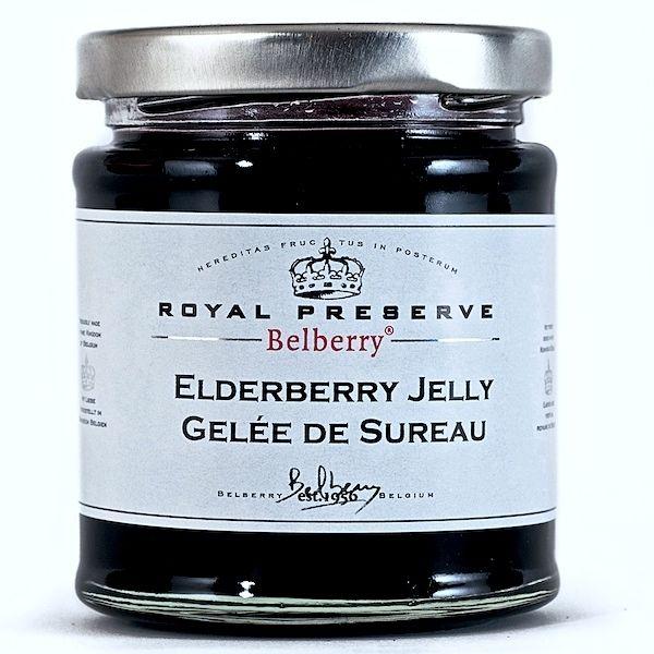Belgique - Elderberry Jelly 215g