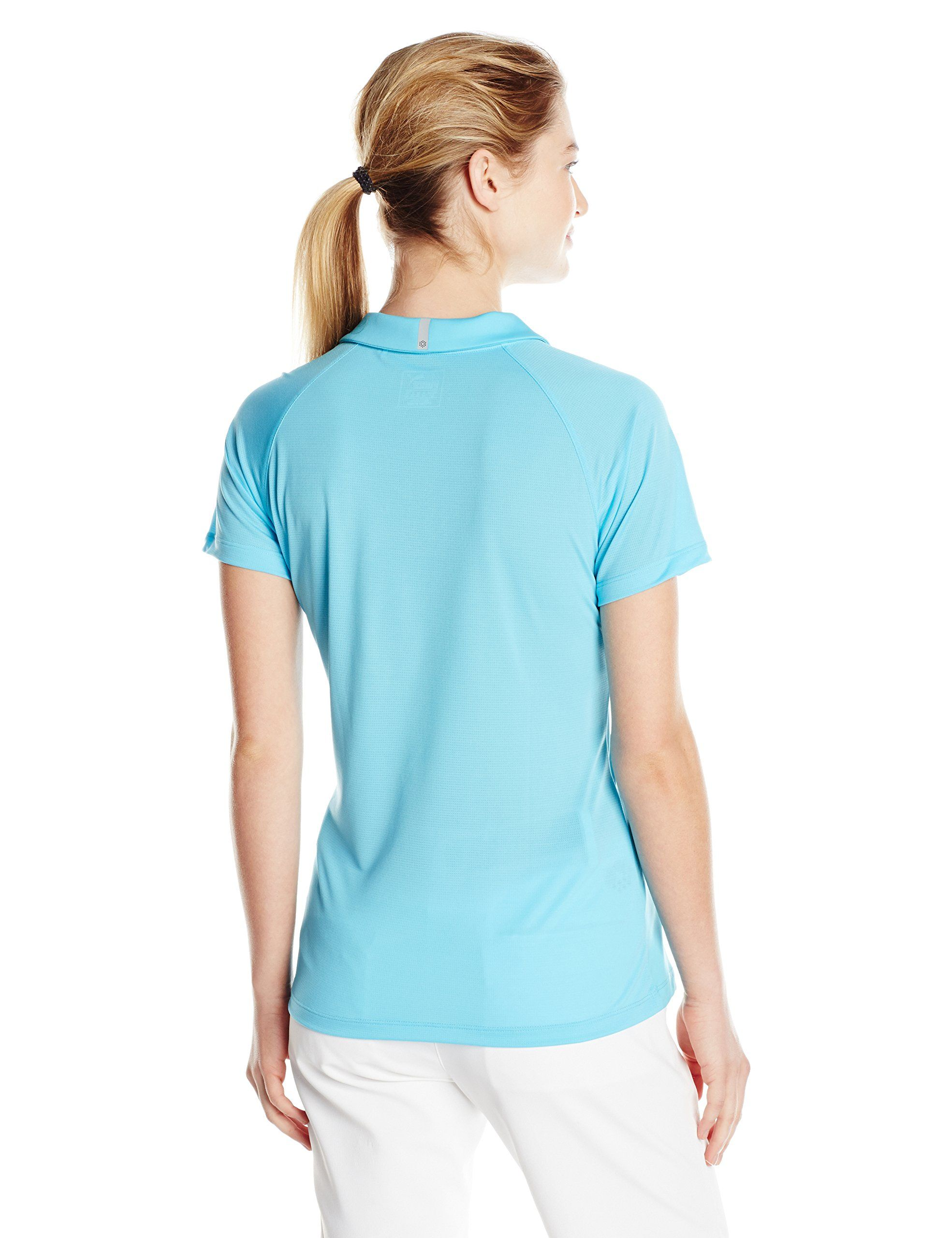 Golf Clothing     Puma Golf Womens W Mesh Polo Blast XSmall   Click picture  for more information. (This is an affiliate link).  ladiesgolf 77a9199106