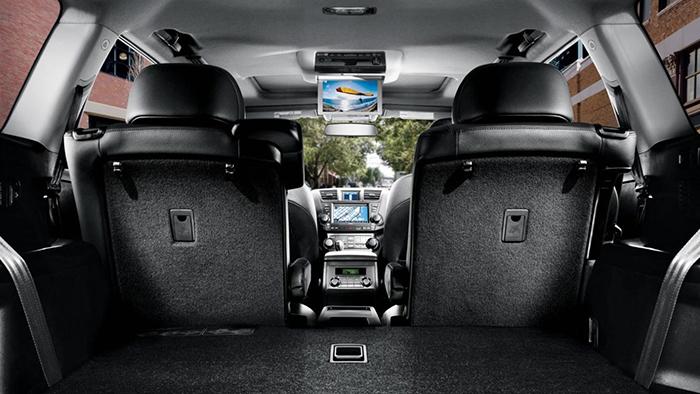 2020 Toyota Highlander Interior Seats Toyota Toyota