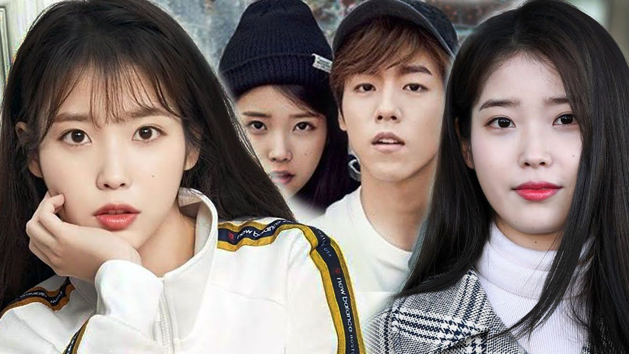 Iu Family With Father And Boyfriend Lee Hyunwoo 2020 In 2020 Sports Gallery Celebrity Couples Korean Singer