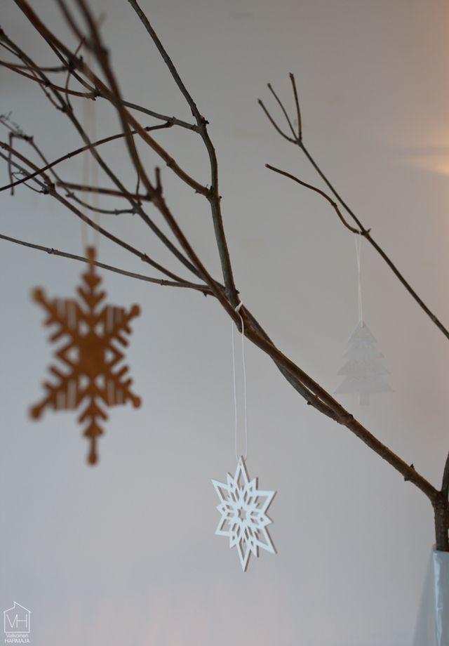 Kodin1 toi joulun Valkoiseen Harmajaan