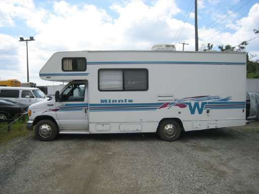 Check Out This 1999 Winnebago Minnie Winnie 24 Listing In Alexandria VA 22310 On RVtrader It Is A Class C And For Sale At 7500