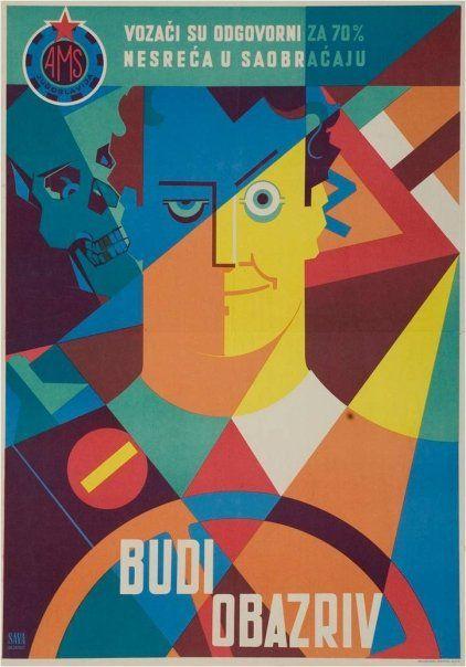 Pin On Yugoslavia Graphic Design