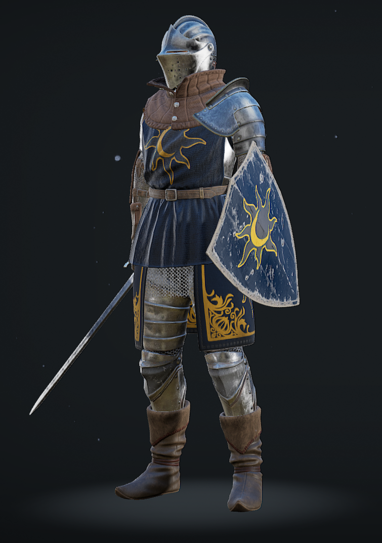 The Elite Knight Set Dark Souls Mordhau Mercenaries Dark Souls Knight Armor Knight