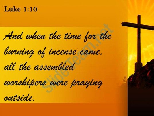 0514 luke 110 the time for the burning powerpoint church sermon Slide03 http://www.slideteam.net/