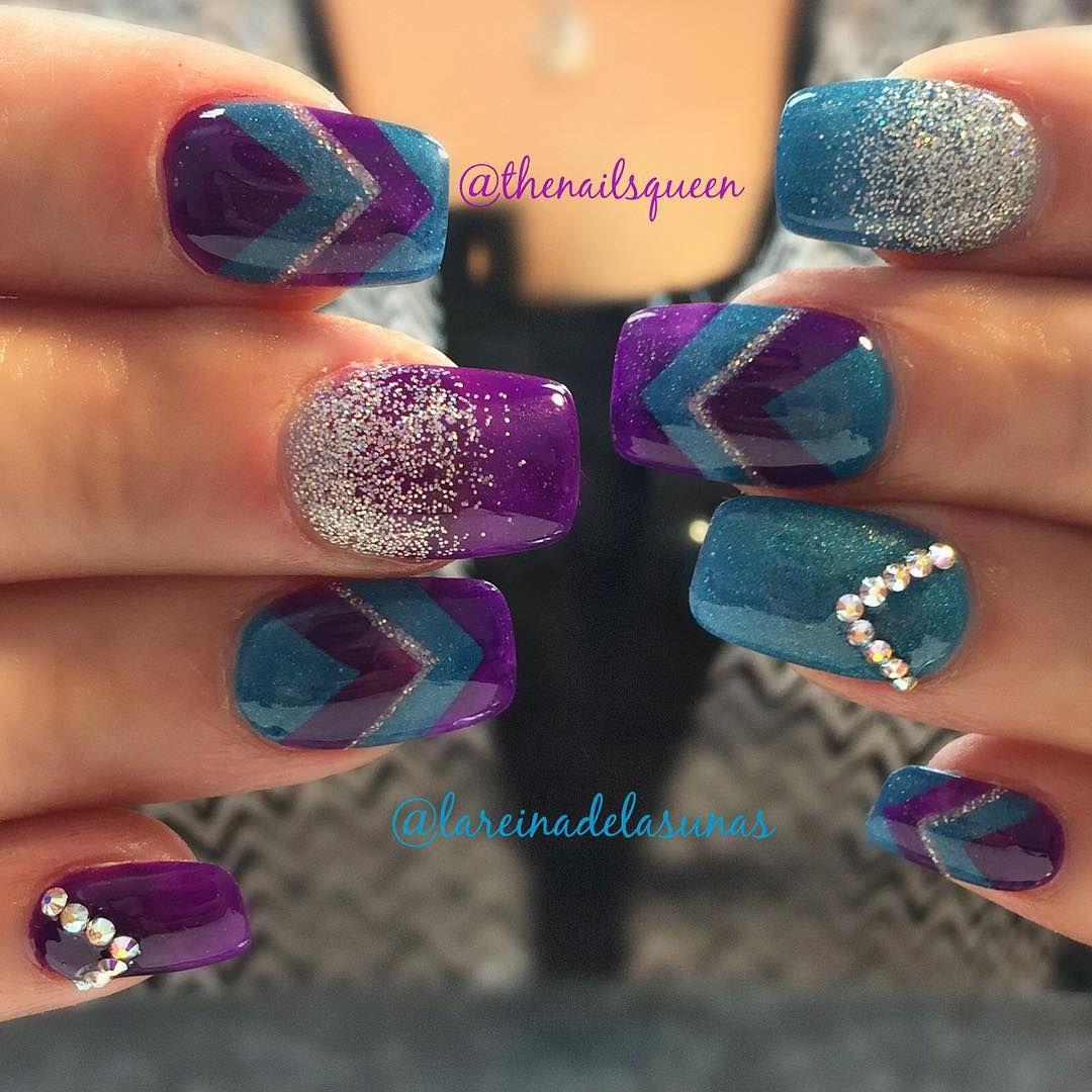 Pin by Shirley Coronado on Cool Nail Art   Pinterest   Instagram ...