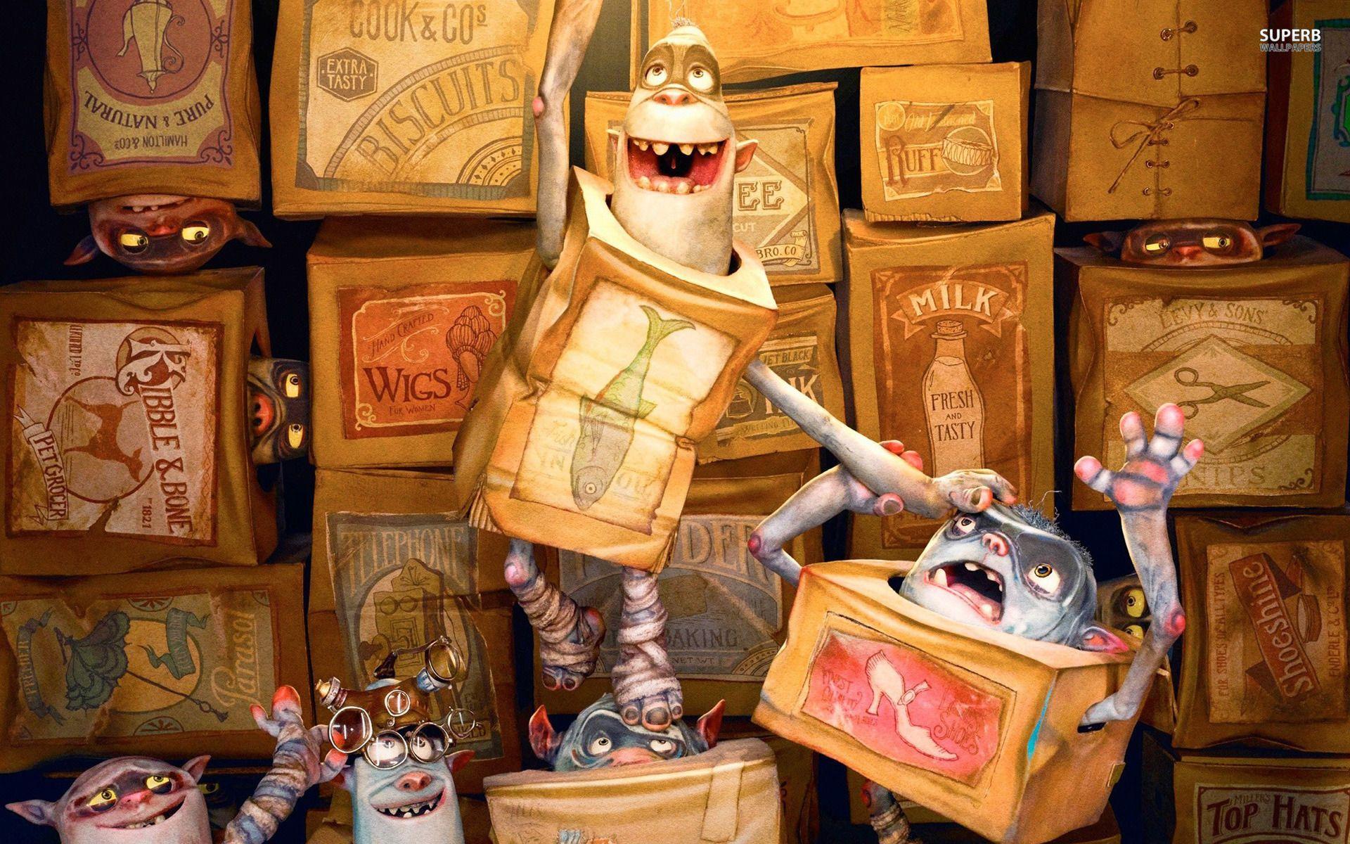 Boxtrolls theboxtrollsxg FAVOURITE MOVIES