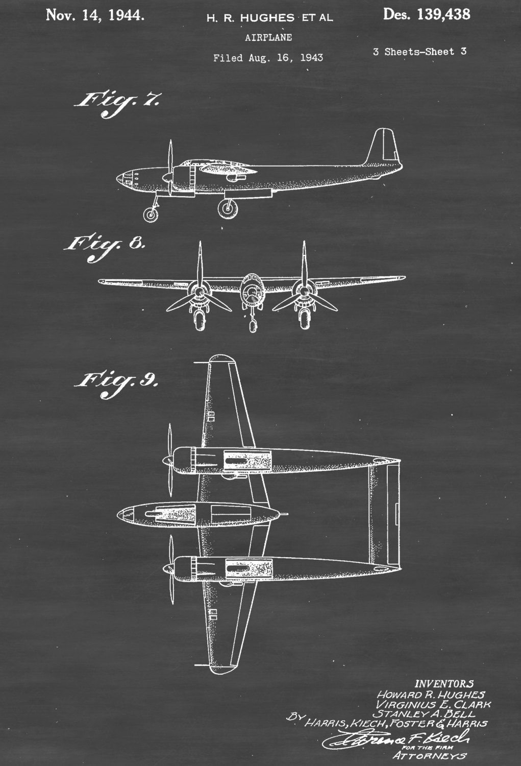 Lockheed xp 58 airplane patent vintage aviation art airplane art lockheed xp 58 airplane patent vintage aviation art airplane art airplane blueprint malvernweather Image collections