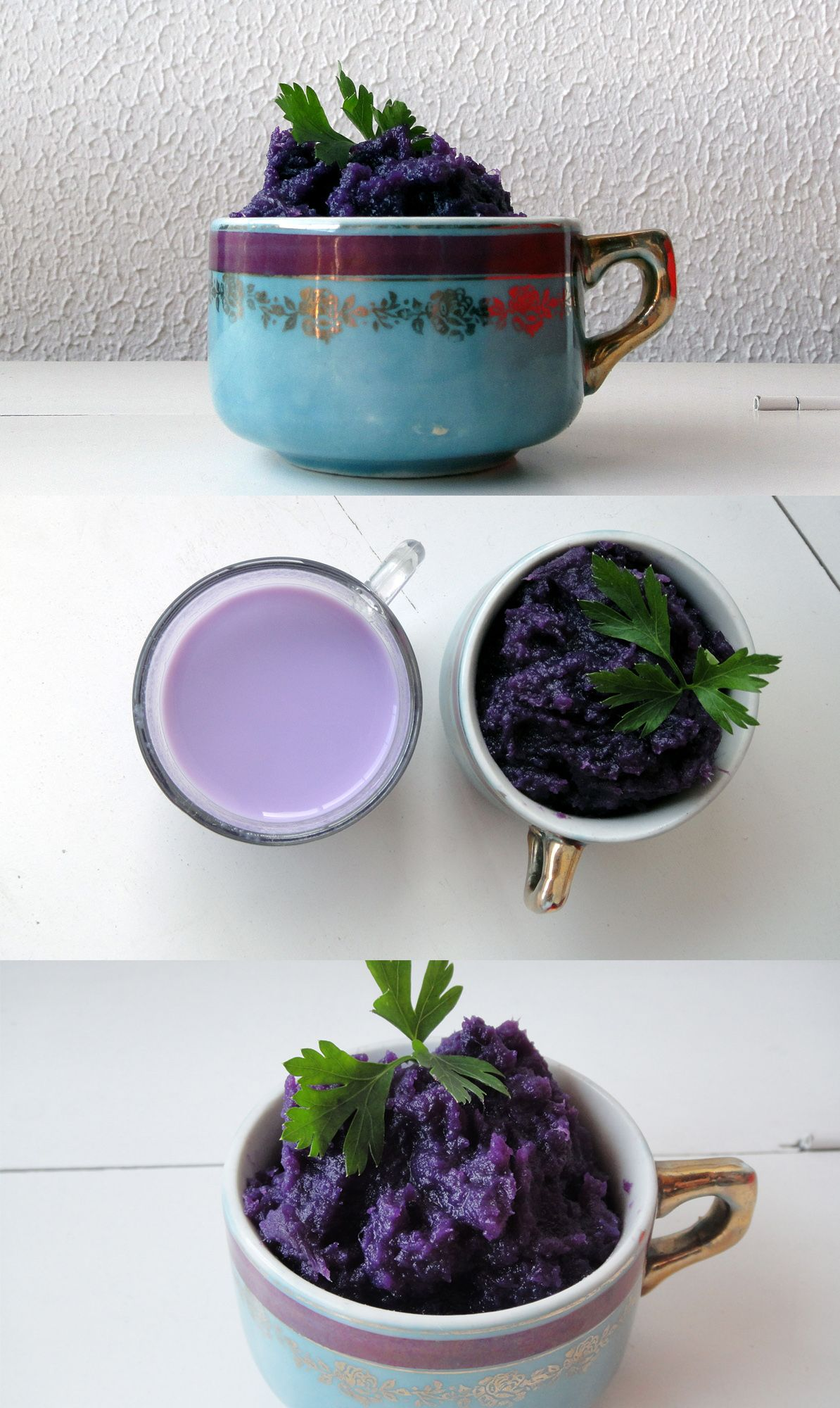 doce de batata roxa # purple # potato
