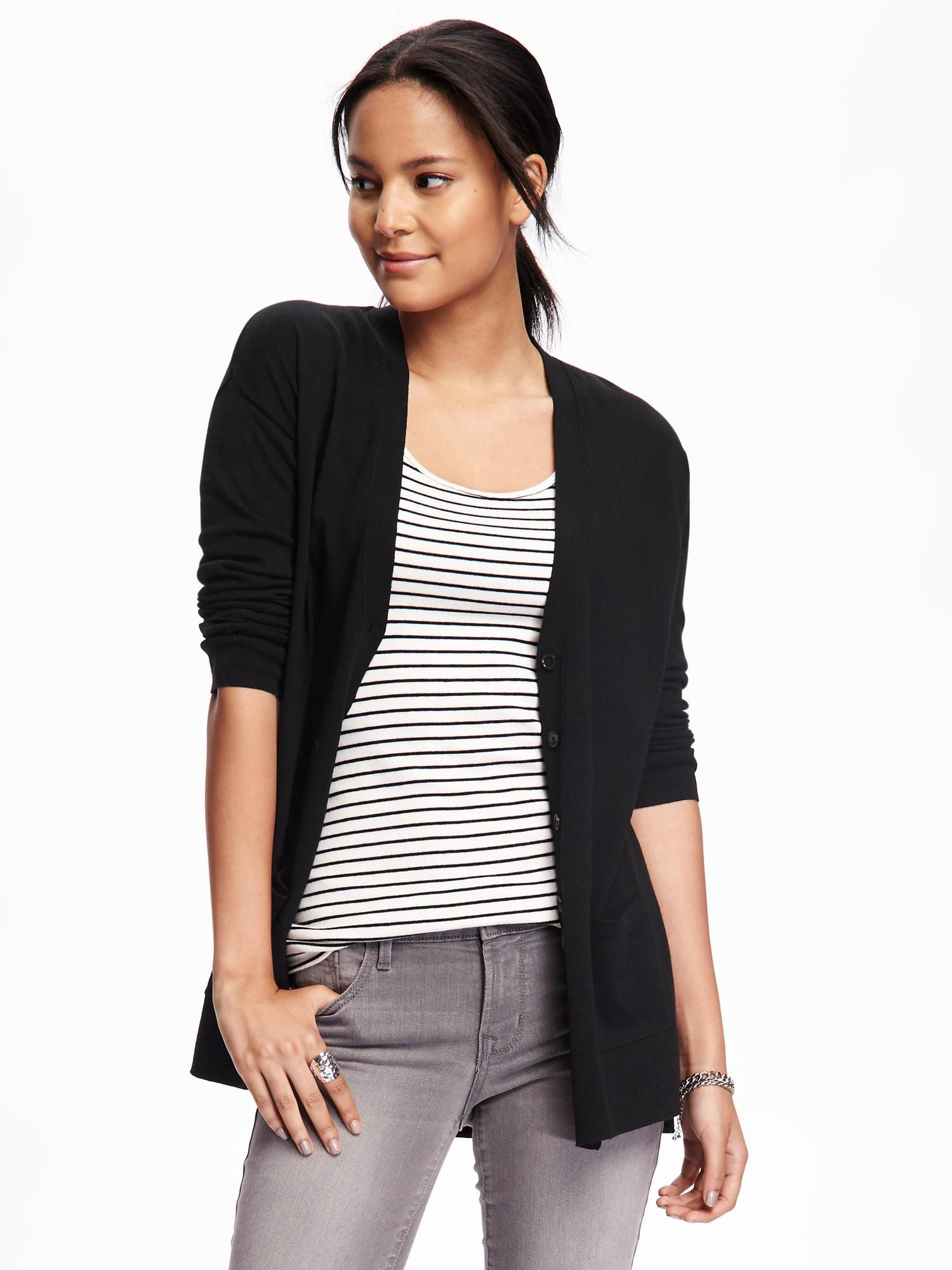 Boyfriend Cardigan for Women | Old Navy | Clothing | Pinterest ...