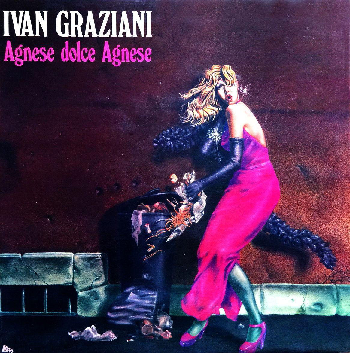 Gaetano Liberatore . Ivan Graziani . Agnese dolce Agnese . 1979