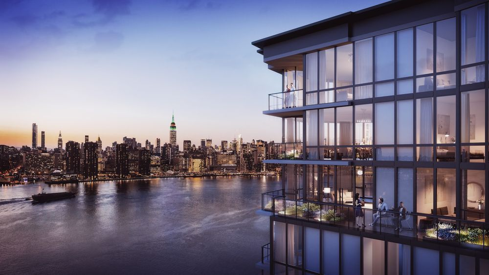 Condos In Greenpoint S Tallest Tower Now Up For Grabs For Just Under 1m Greenpoint Greenpoint Ny New Condo