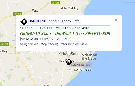 Build an Amateur Radio APRS RX Only IGate Using a Raspberry Pi and