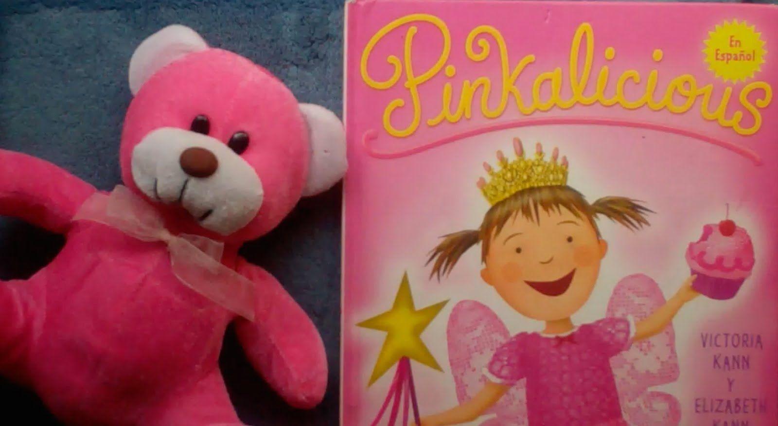 Pinkalicious En Espanol Amp Translated Into English Read
