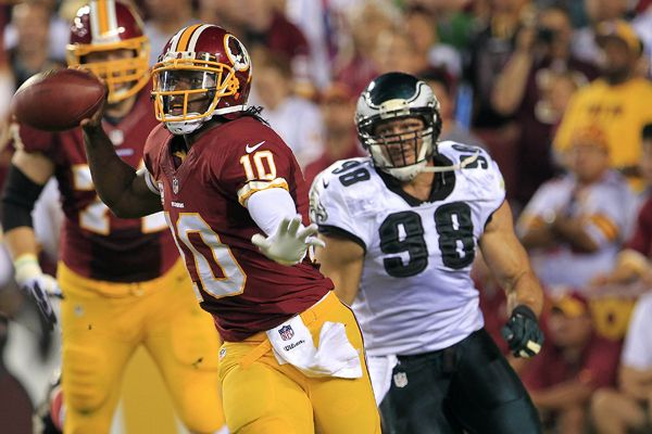 "Washington Redskins Week 11 Preview: ""For Pride"""