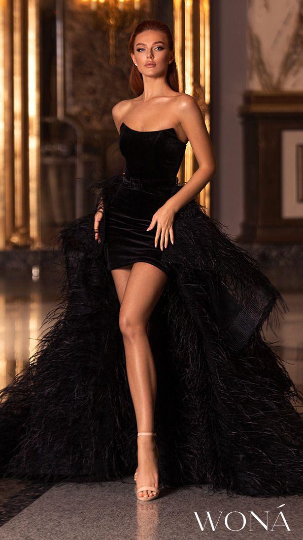 WONÁ Evening Dresses 2020 : Euphoria Collection -