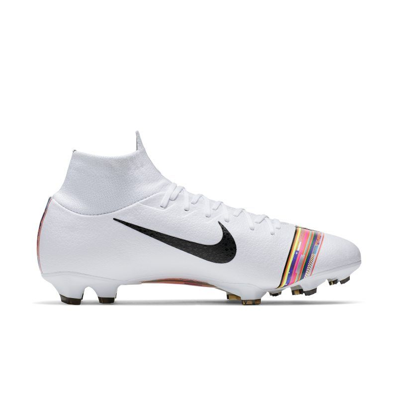 fd27c79cdd6b Nike Superfly 6 Pro LVL UP FG Firm-Ground Football Boot - Silver in ...