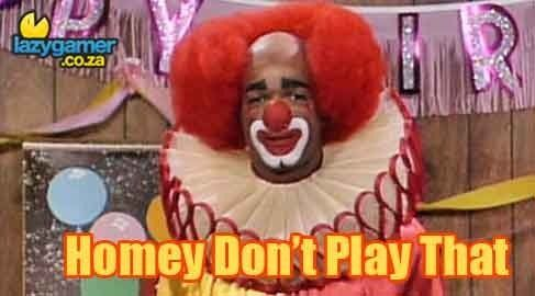 7e2700a24d43a69d6e7524e7de5a8830 homey the clown quote character from in living color i luved