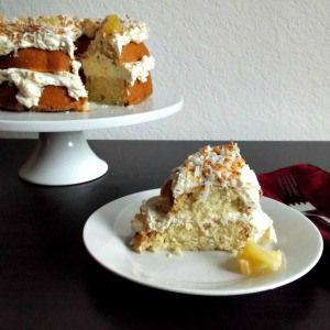 Pineapple Swiss Meringue Buttercream Recipe