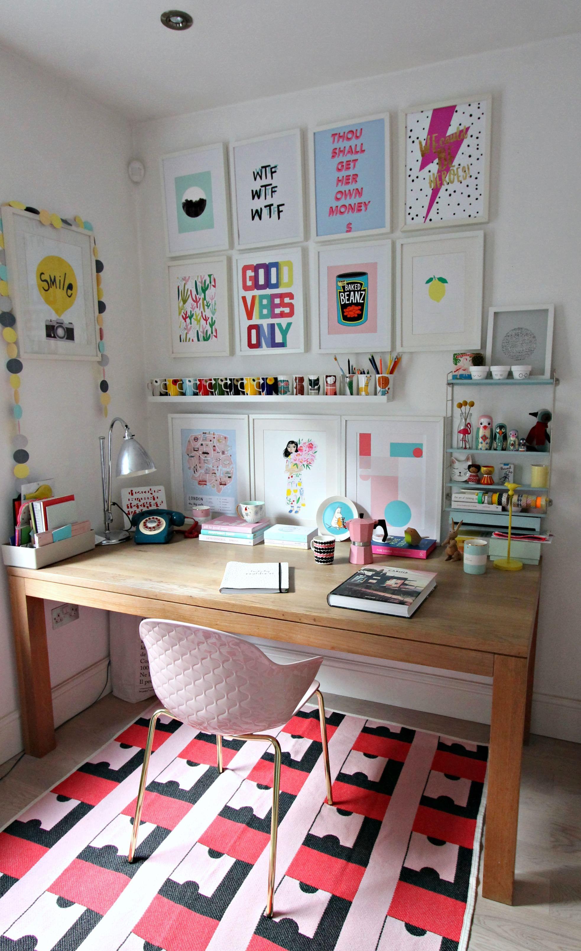 design interiors and lifestyle blog workspace study pinterest rh pinterest co uk