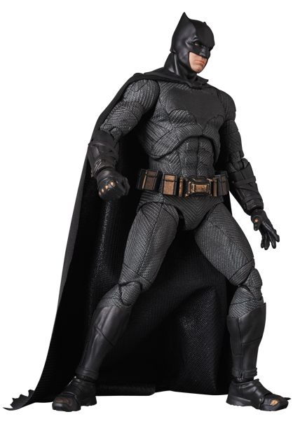 Justice League Movie Batman MAFEX Action Figure