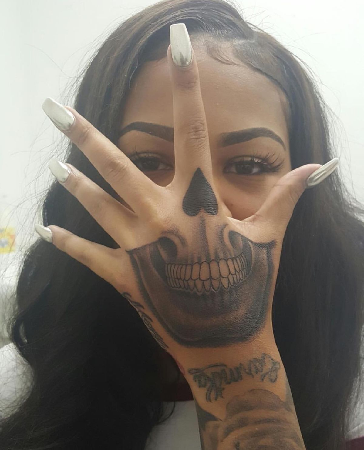 Pin by Ruby Riley on Tats Hand tattoos, Tattoos, Molly brazy