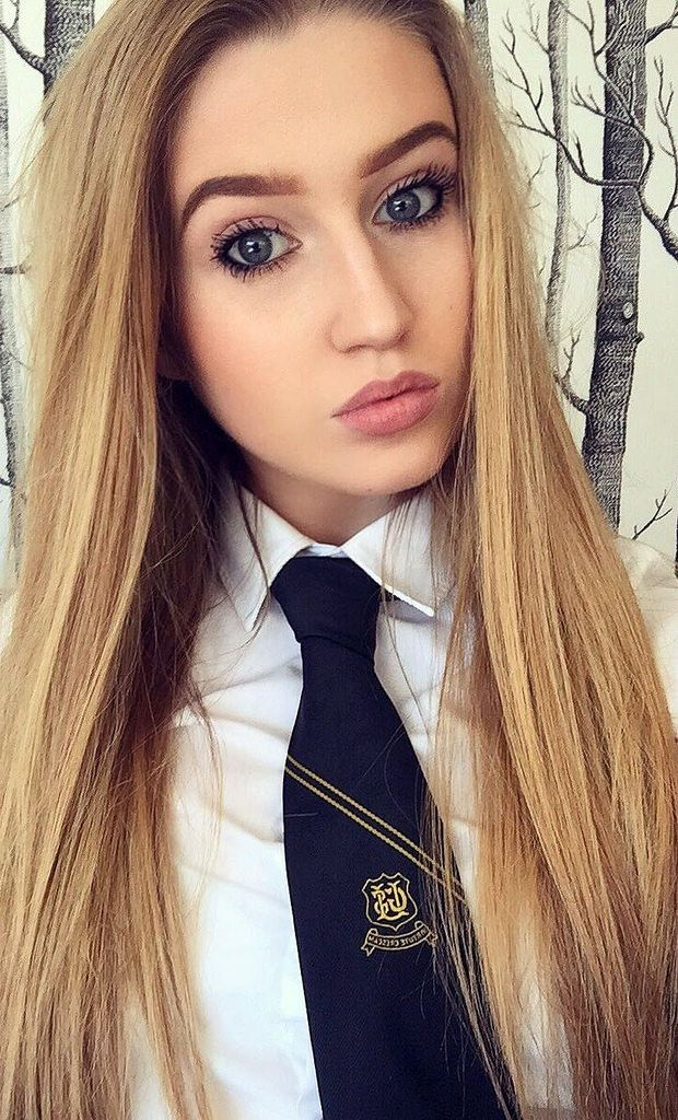 from Vincenzo british cute girl school uniform