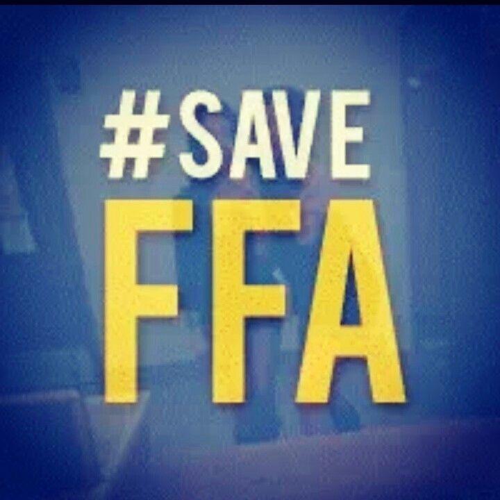 Check out saveffa.com Help save Ag education in California #saveffa #godmadeafarmer