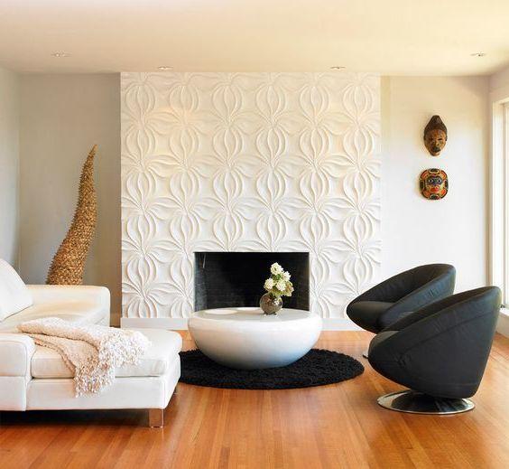 Kleines Wohnzimmer einrichten - 70 frische Wohnideen - bilder wohnzimmer einrichtung weis