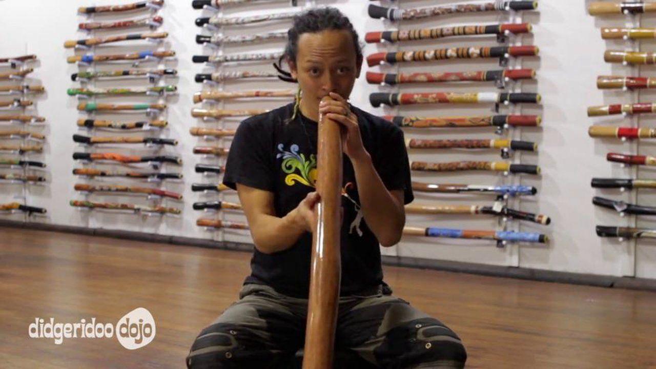 how to play didgeridoo animal sounds